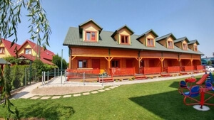 Domki letniskowe Sarbinowo